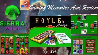 Sierra's Hoyle Card Games Vol.1 - Amiga - Gaming Memories And Review