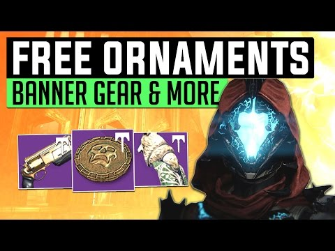 Destiny | How to Get More Raid Ornaments, Easy Trials / Iron Banner Weapons & Armor (Age of Triumph)
