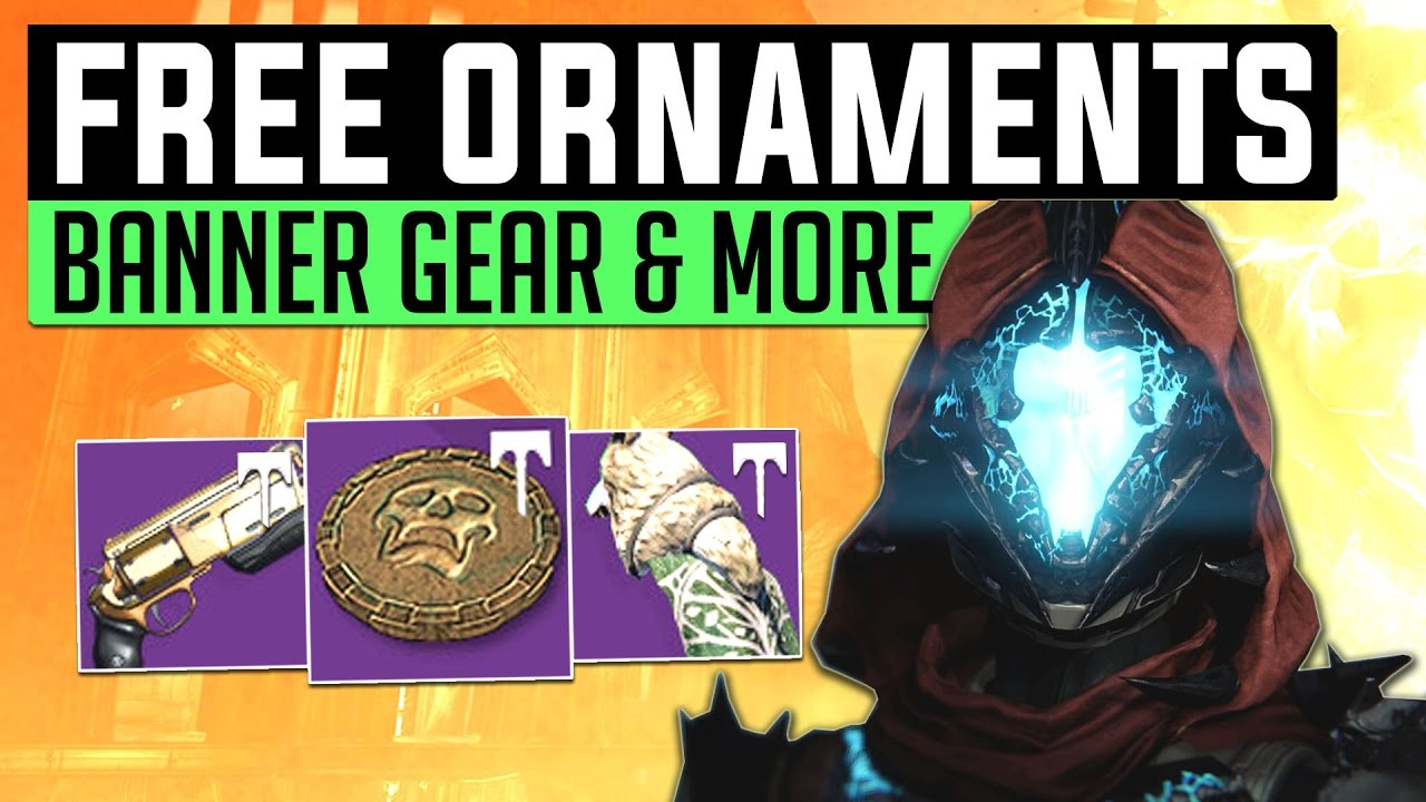 destiny | how to get more raid ornaments, easy trials / iron