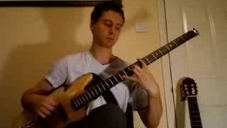 'Titanic Theme' for Solo Bass, Zander Zon