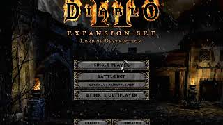 Варка скиллеров // Diablo II LoD // PlayGround (часть 1)