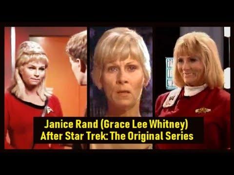 "Janice Rand (Grace Lee Whitney) After ""Star Trek: The Original Series"""
