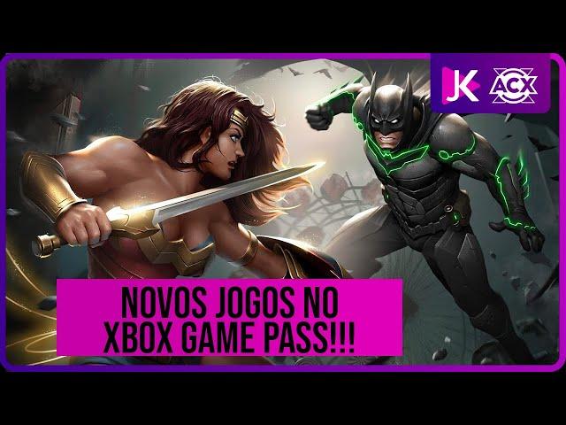 Xbox Game Pass recebe + 7 jogos em Janeiro