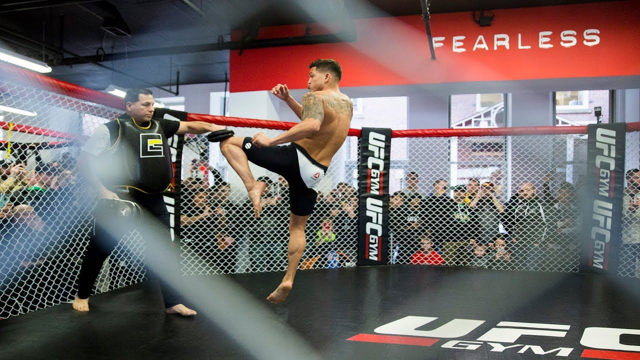 UFC Gym to open first two UK sites in April
