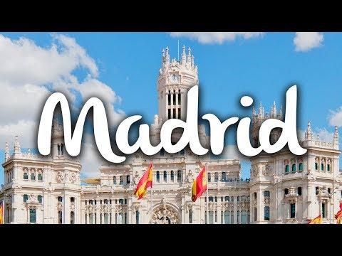 Qué hacer en Madrid, España