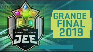 AO VIVO | JEE - Jogos Escolares Eletrônicos | e-SporTV