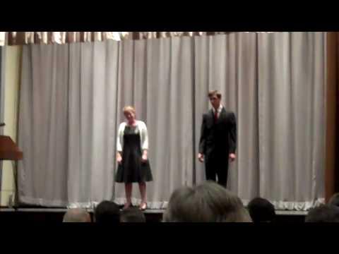 Parigi, o cara La Traviata sung by Nathan Page & Megan Bless