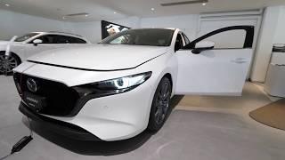 New Mazda 3 2019 Review Interior Exterior