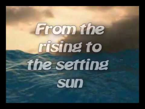 Forever God is Faithful   MIchael W  Smith   Worship Video with lyrics