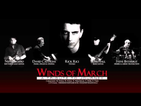 Journey - Winds Of March - Collaboration