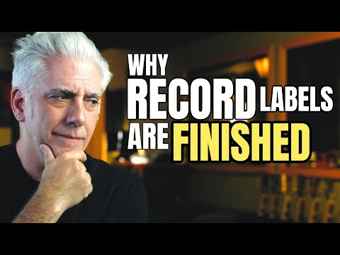 Why RECORD Labels Are FINISHED
