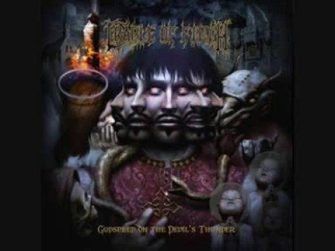 Cradle Of Filth - Sweetest Maleficia (With Lyrics)