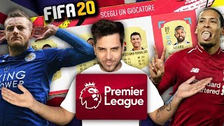 CHALLENGE PREMIER LEAGUE - FIFA 20 DRAFT + ANNUNCIO IMPORTANTE