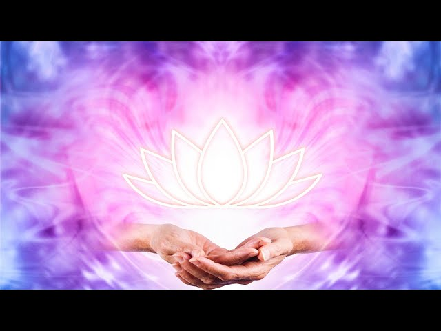 714 Hz - Positive Energy Awakening ! Let Go of All The Negative Energy ! Calm Sleep Meditation Music