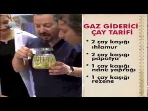 Gaz Giderici Çay Tarifi