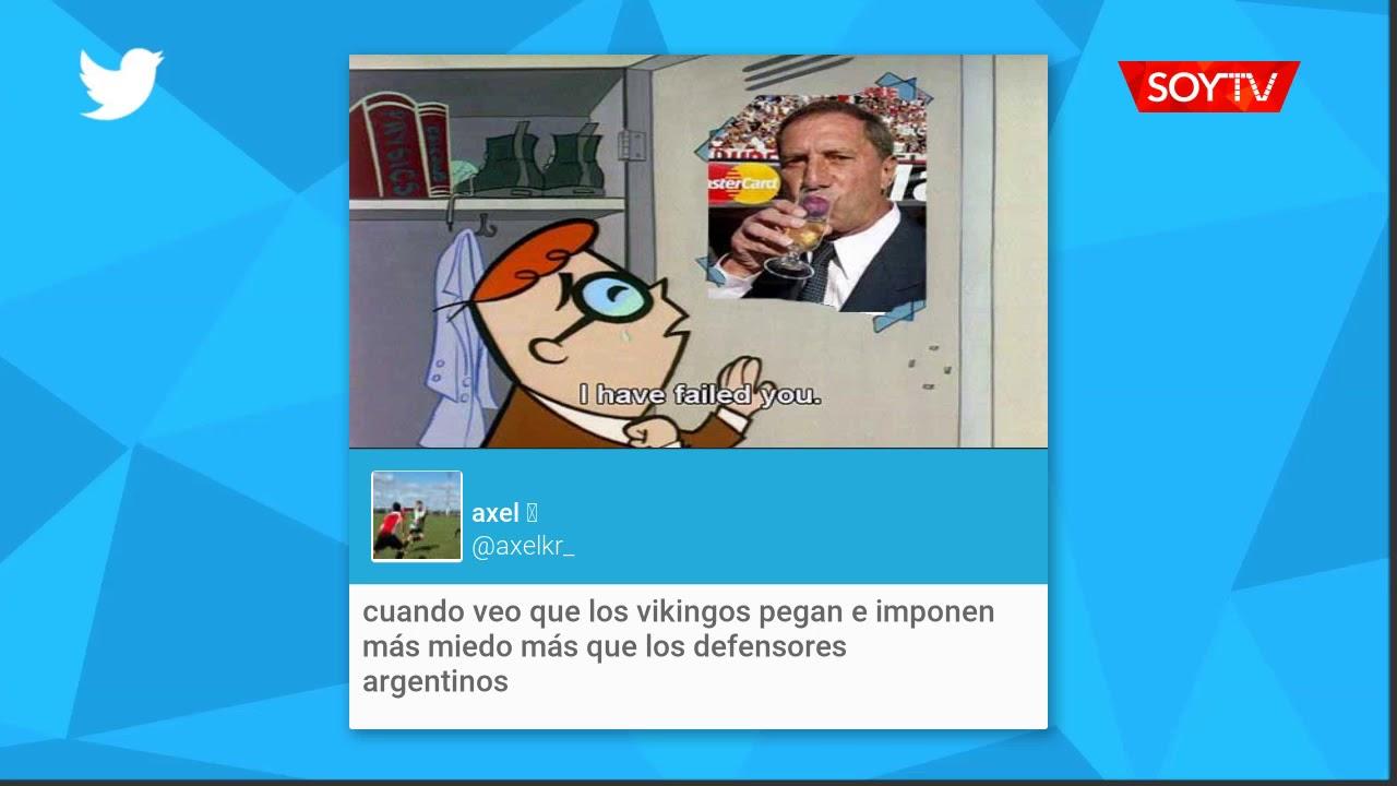 Los Infaltables Memes Tras El Empate Entre Argentina E