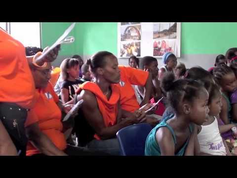The Garifuna Gathering in Rose Bank, St. Vincent