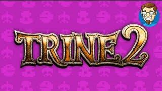 TRINE 2 - NOVA AVENTURA DOS CAMPEÕES!!! - Gameplay - PT BR - Preço NÃO é documento!