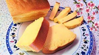 Японский бисквит КАСТЕЛЛА | Japanese cake CASTELLA