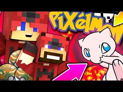 TEARLESS MI SFIDA E TROVA UN MEW, FOLLIA !! - Minecraft PIXELMON ITA