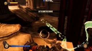 Bioshock Infinite playthrough pt52