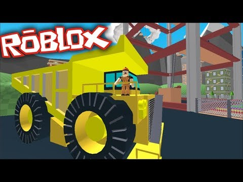 Roblox CONSTRUCTION OBBY / ESCAPE THE EVIL BUILDERS AND SURVIVE THE CHALLENGE!! Roblox