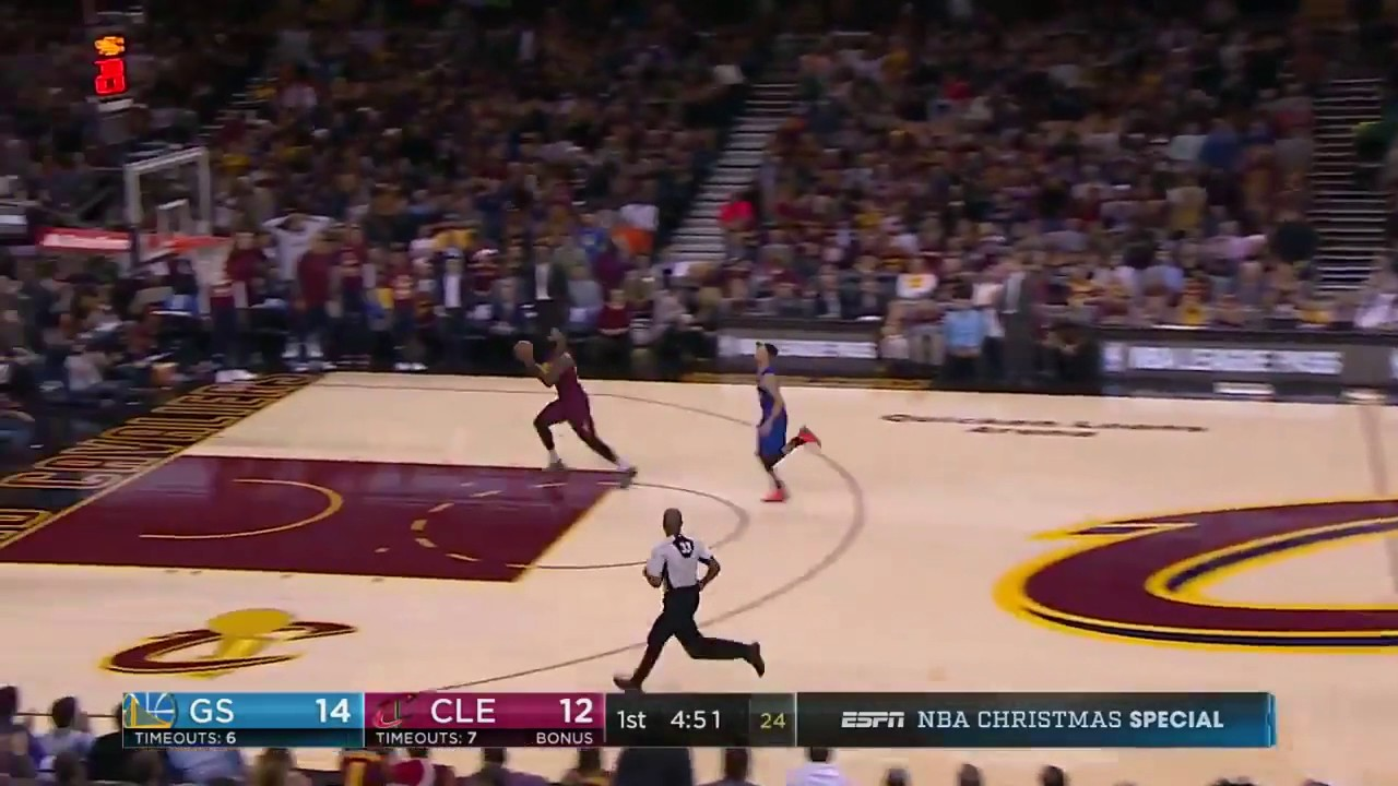 5b64e76d219f Lebron James Vs Kevin Durant Trade Dunks NBA Christmas - YouTube