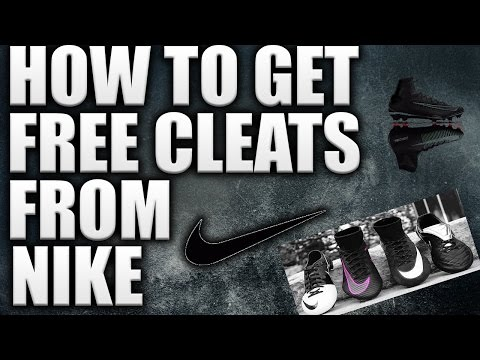 How To Get Free Nike Cleats Boots Nike Claims
