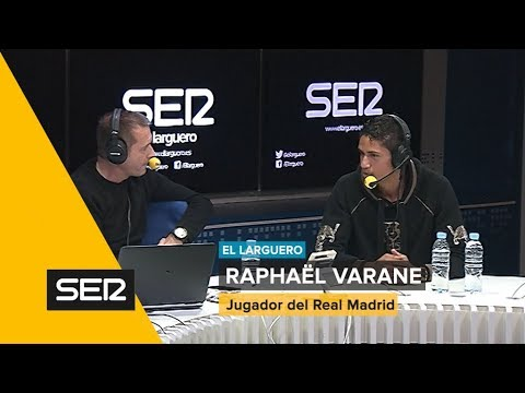 "Varane: ""El Madrid en Champions es otra cosa"". Entrevista completa a Raphael Varane"