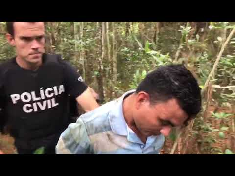 Momento da prisão de aliado de Buda, líder do PCC preso em Gramado por  roubo a banco em Criciúma/RS - YouTube