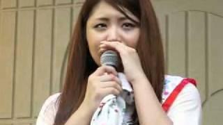 関西100日間武者修行を行っていた現役女子高校生演歌歌手のカレンが、20...