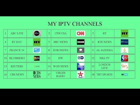 Usar el WEB BROWSER del SMART para IPTV