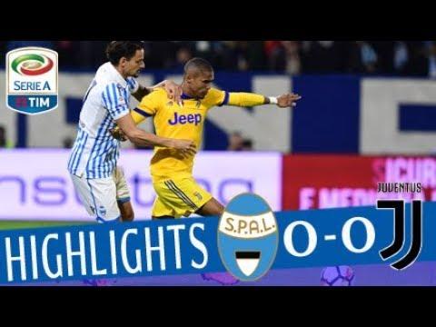 SPAL - Juventus 0-0 - Highlights - Giornata 29 - Serie A TIM 2017/18