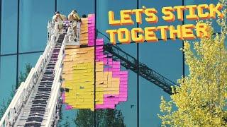Dag van de Brandweer 2021 - Let's stick together