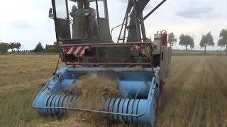 TraktorTV Folge 38 - Strohhäckseln mit einem alten Fortschritt Häcksler