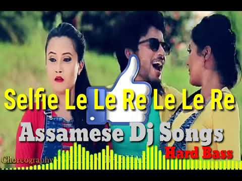 Selfie Le Le Re (Hard Bass Remix) |DJ Hashem Assam Bihu Special Remix