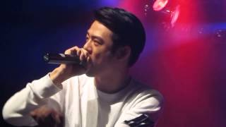 The Quiett(더 콰이엇) - 1LLIONAIRE So Ambitious ft. Dok2 & Beenzino at Dok2 Concert