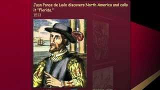 Hispanic-American History Timeline