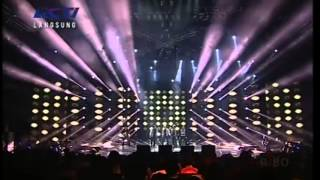 Finalist -  IT'S MY LIFE ( Bon Jovi ) - ROAD TO GRAND FINAL - X Factor Indonesia 10 Mei 2013