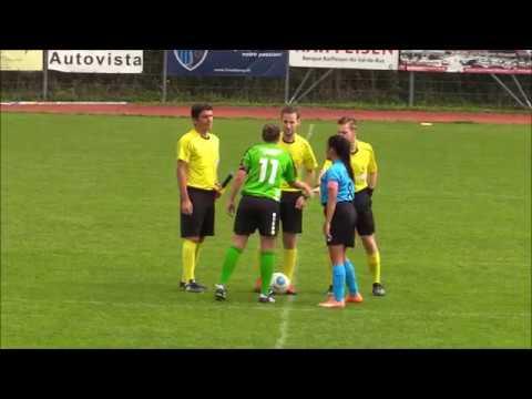 Coupe Suisse féminine.  FC Valr-de-Ruz vs Fc Yverdon 2-9