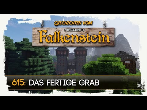 🌳 MINECRAFT: [615] 🌳 – Das fertige Grab [HD/German]