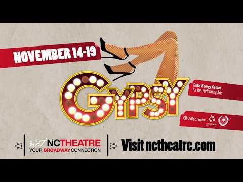 GYPSY Nov. 14-19