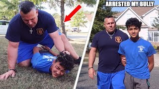 I Got My School Bully Arrested... *CRAZY*