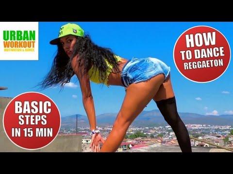 HOW TO DANCE REGGAETON? BASIC STEPS IN 15 MIN ► REGGAETON CHOREOGRAPHY