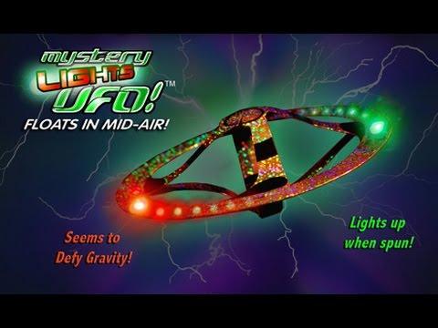 Как сделать my mystery ufo?   летающая тарелка