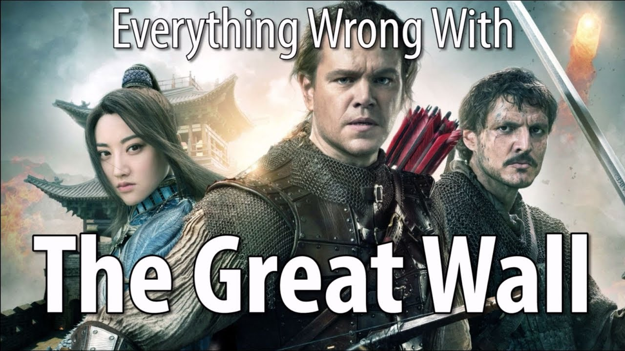 Download Everything Wrong With The Great Wall In 20 Minutes Or Less