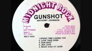 Anthony Johnson - Gun Shot