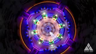 Светомузыкальный фонтан. Ёлкин Дом | Light and music fountain. Elkin Dom