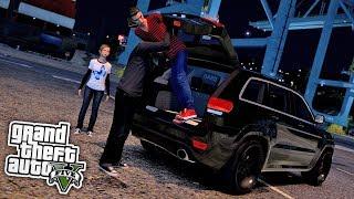 Wir ENTFÜHREN den EX-FREUND! 😱 - GTA 5 Real Life Mod