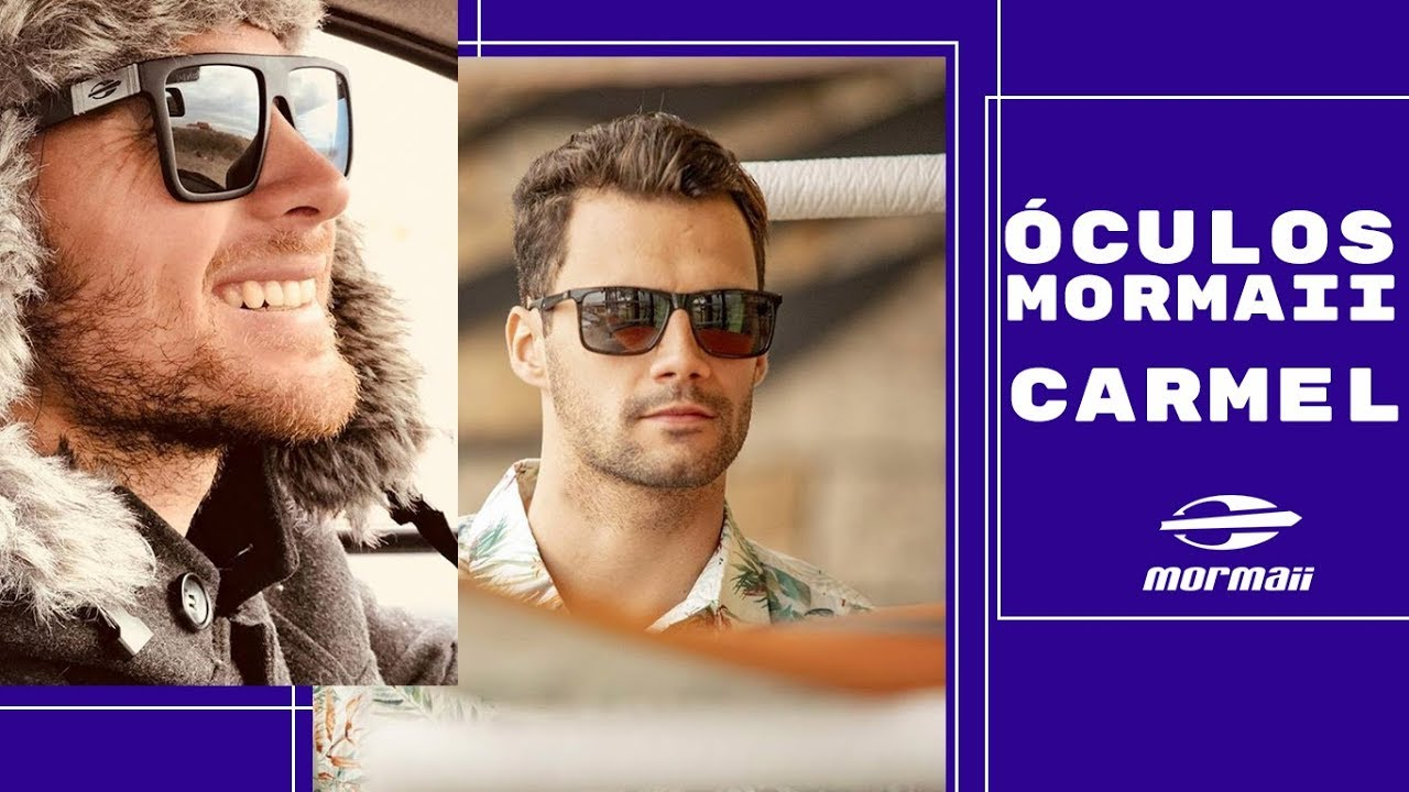 d4a016759c746 Óculos Mormaii Carmel - YouTube